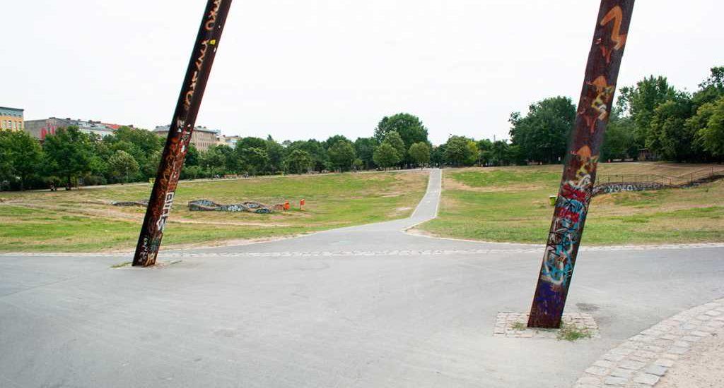 Auf dem Bild ist der Görlitzer Park in Berlin zu sehen.